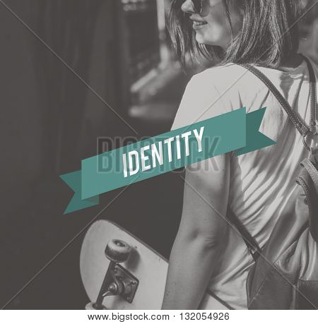 Identity Individuality Trademark Patent Concept
