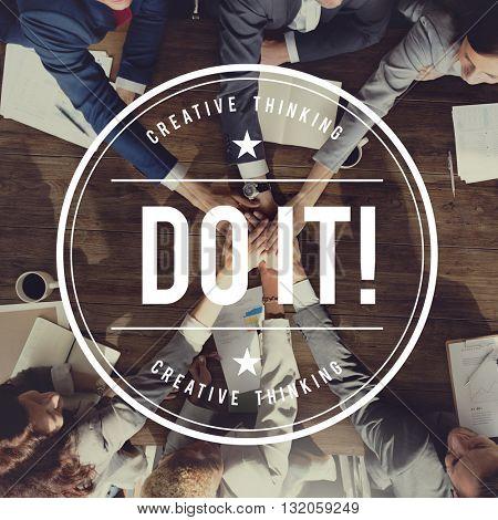 Encouragement Progress Strategy Motivate Activity Concept