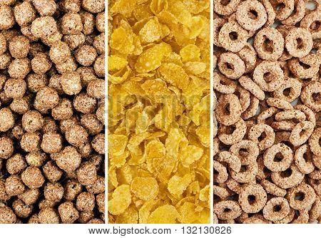 Corn Flakes Balls And Rings