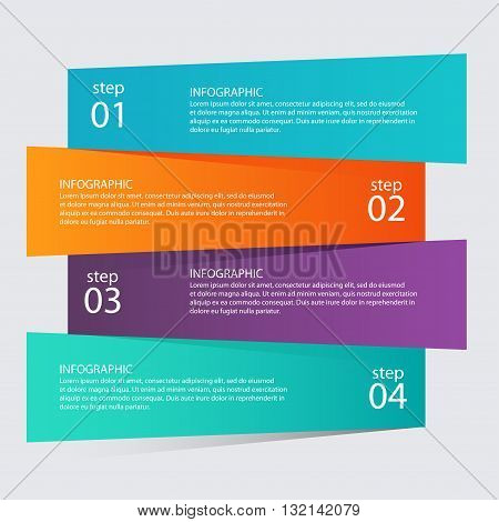 Infographic Templates For Business.  Infographics Statistic Vector. Infographic For Presentation. Ca