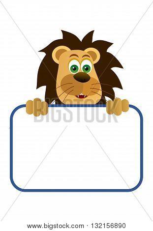 lion wild animal board aslan hayvan vahşi