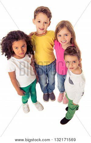 Cute Funny Children