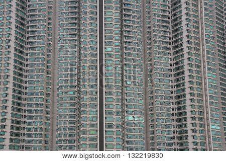 Dense Housing - Incredible image of urban apartments residences