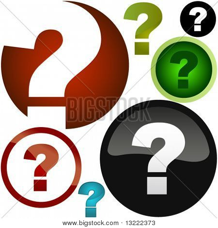 Question vector elements.