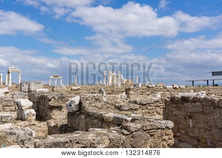 Laodikeia Ancient City, Denizli - Turkey