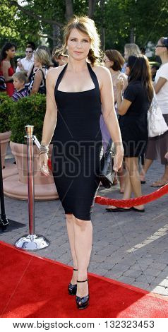 Dedee Pfeiffer at the Los Angeles premiere of 'Stardust' held at the Paramount Pictures Studios in Hollywood, USA on July 29, 2007.