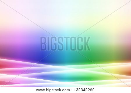 Full color abstract background rainbow aura abstract background.