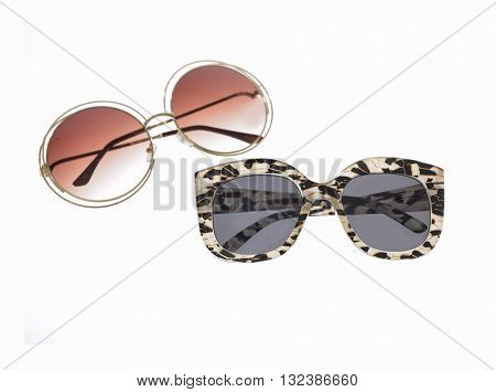 two frame sunglasses