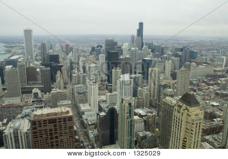Downtown Chicago Horizontal