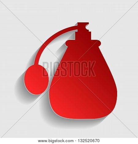 Vector black perfume icon set. Perfume Icon Object, Perfume Icon Picture, Perfume Icon Image - stock vector.