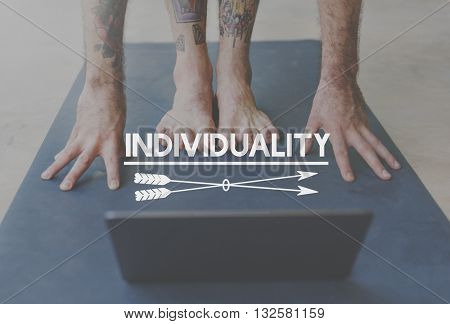 Individuality Freedom Distinction Distinction Concept