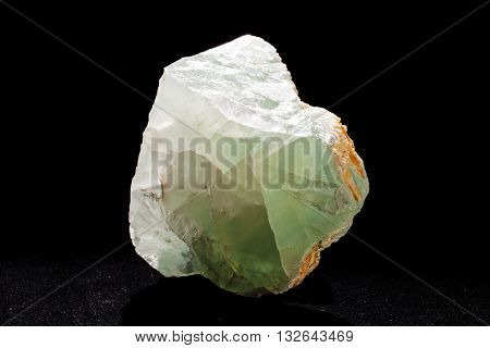 Green Fluorite From Bulgaria