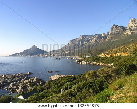 View Of Oude Kraal, Cape Town, South Africa