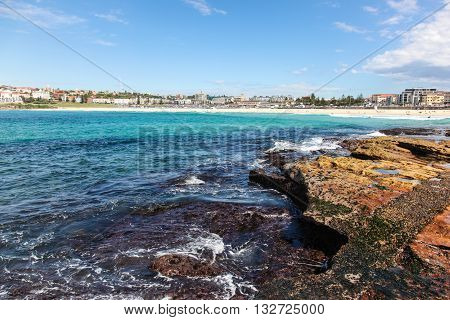 Bondi Beach is one of the worlds most famous beaches. Only a short distance from the Sydney CBD is one of the tourist drawcards of Australia.