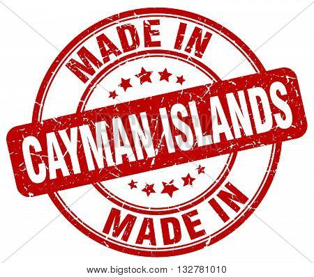 made in Cayman Islands red round vintage stamp.Cayman Islands stamp.Cayman Islands seal.Cayman Islands tag.Cayman Islands.Cayman Islands sign.Cayman.Islands.Cayman Islands label.stamp.made.in.made in.