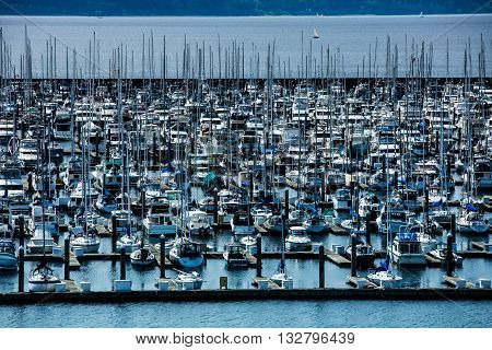 Northwest United States Marina