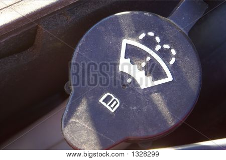 Windsheild Washer Fluid Cap