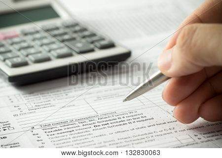 Income Tax Filling