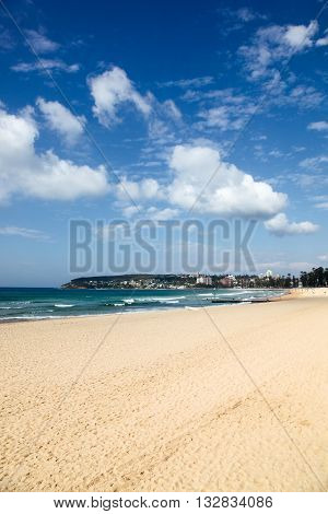 Beautiful Manly Beach is one of Sydney's drawcards. A short ferry ride away from the CBD it is one of the worlds most famous beaches.