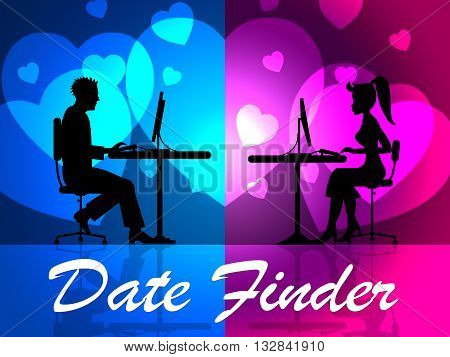 Date Finder Means Search For And Dates