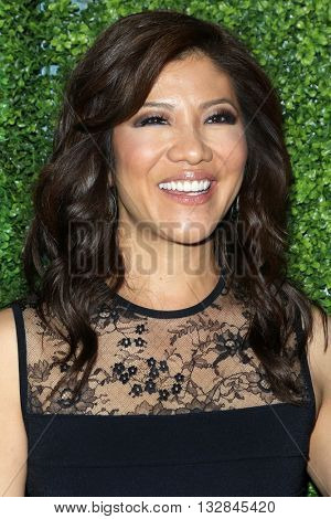 LOS ANGELES - JUN 2:  Jullie Chen at the 4th Annual CBS Television Studios Summer Soiree at the Palihouse on June 2, 2016 in West Hollywood, CA