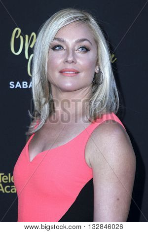 LOS ANGELES - JUN 2:  Elisabeth Rohm at the Television Academy 70th Anniversary Gala at the Saban Theater on June 2, 2016 in North Hollywood, CA