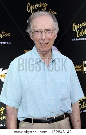 LOS ANGELES - JUN 2:  Bernie Kopell at the Television Academy 70th Anniversary Gala at the Saban Theater on June 2, 2016 in North Hollywood, CA