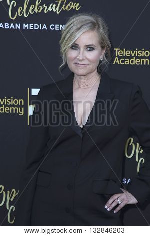LOS ANGELES - JUN 2:  Maureen McCormick at the Television Academy 70th Anniversary Gala at the Saban Theater on June 2, 2016 in North Hollywood, CA