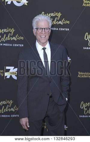 LOS ANGELES - JUN 2:  Ted Danson at the Television Academy 70th Anniversary Gala at the Saban Theater on June 2, 2016 in North Hollywood, CA
