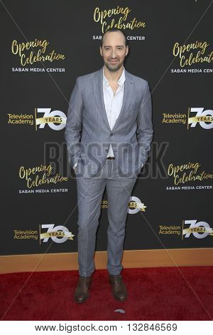 LOS ANGELES - JUN 2:  Tony Hale at the Television Academy 70th Anniversary Gala at the Saban Theater on June 2, 2016 in North Hollywood, CA