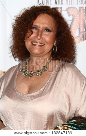 LOS ANGELES - MAY 31:  Melissa Manchester at the 42nd Street Play Opening at the Pantages Theater on May 31, 2016 in Los Angeles, CA