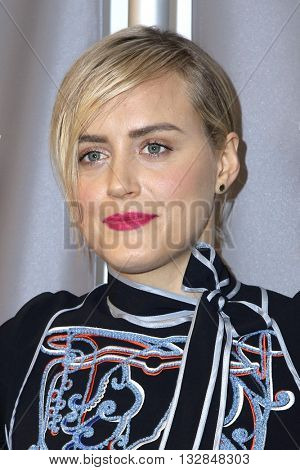 LOS ANGELES - MAY 26:  Taylor Schilling at the PaleyLive Presents Orange is the New Black at the Paley Center for Media on May 26, 2016 in Beverly Hills, CA