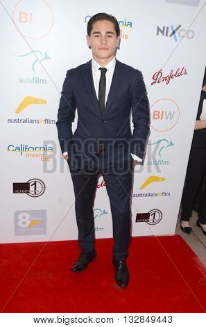 LOS ANGELES - JUN 1:  Christian Antidormi at the 2016 Australians In Film Heath Ledger Scholarship Dinner at the Mr. C on June 1, 2016 in Beverly Hills, CA