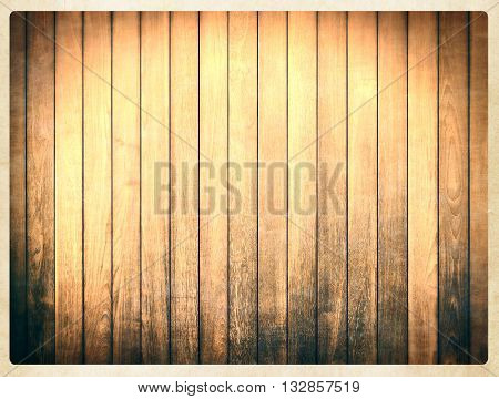 grunge wood planks abstract used for background