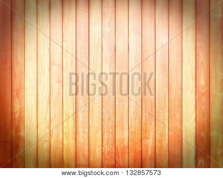brown wood planks abstract used for background