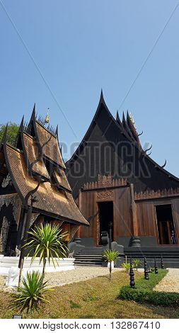 Traditional Thai Houses