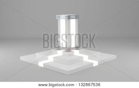Show Display With Light