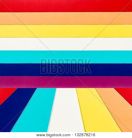 colorful wall texture abstract used for background