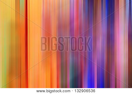 multicolored blurred abstract background texture with horizontal stripes. glitches distortion on the screen broadcast digital TV satellite channels