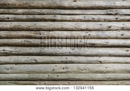 old weathered wooden planks wall detail background