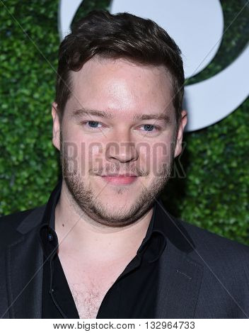 LOS ANGELES - JUN 02:  Harry Ford arrives to the 2016 CBS Summer Soiree  on June 02, 2016 in Hollywood, CA.