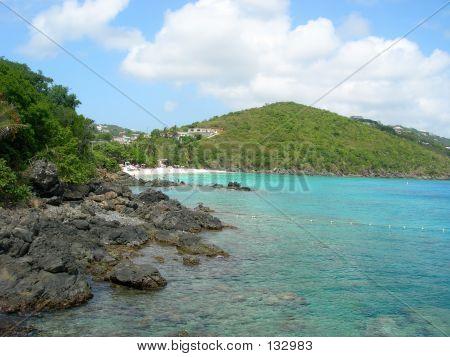 Beach St Thomas