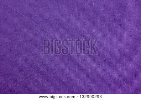 Colorful purple textile fabric texture for background