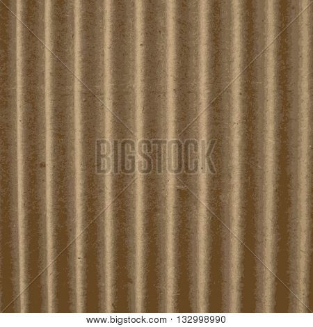 striped brown background with a rough structure of a paper