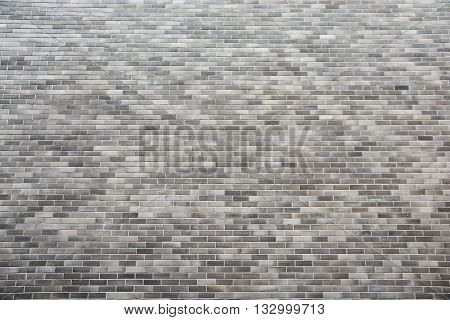 gray brick wall, use for background .