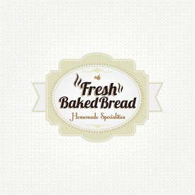 Binate Bakery Label