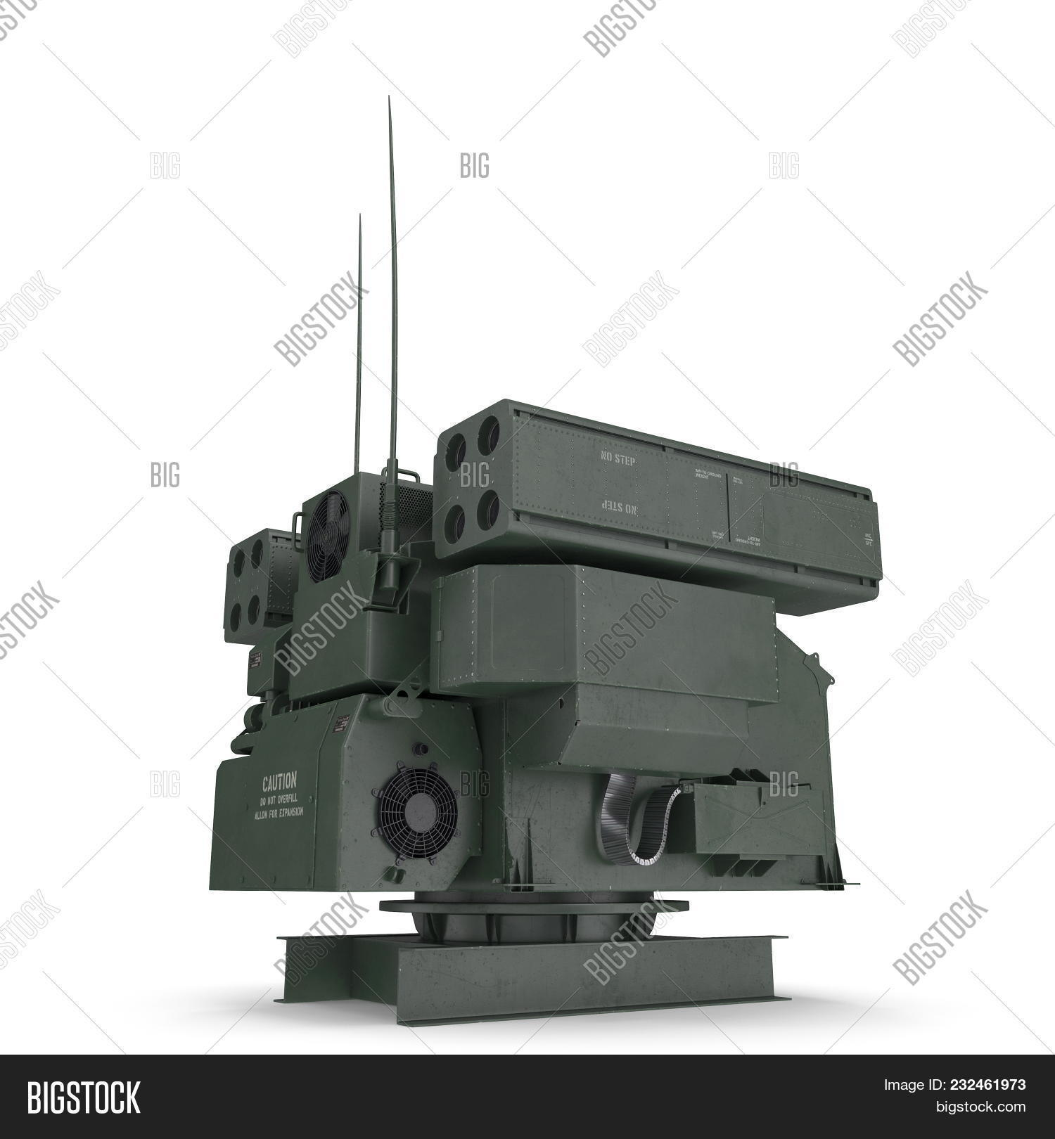 Avenger Air Defense Image & Photo (Free Trial) | Bigstock