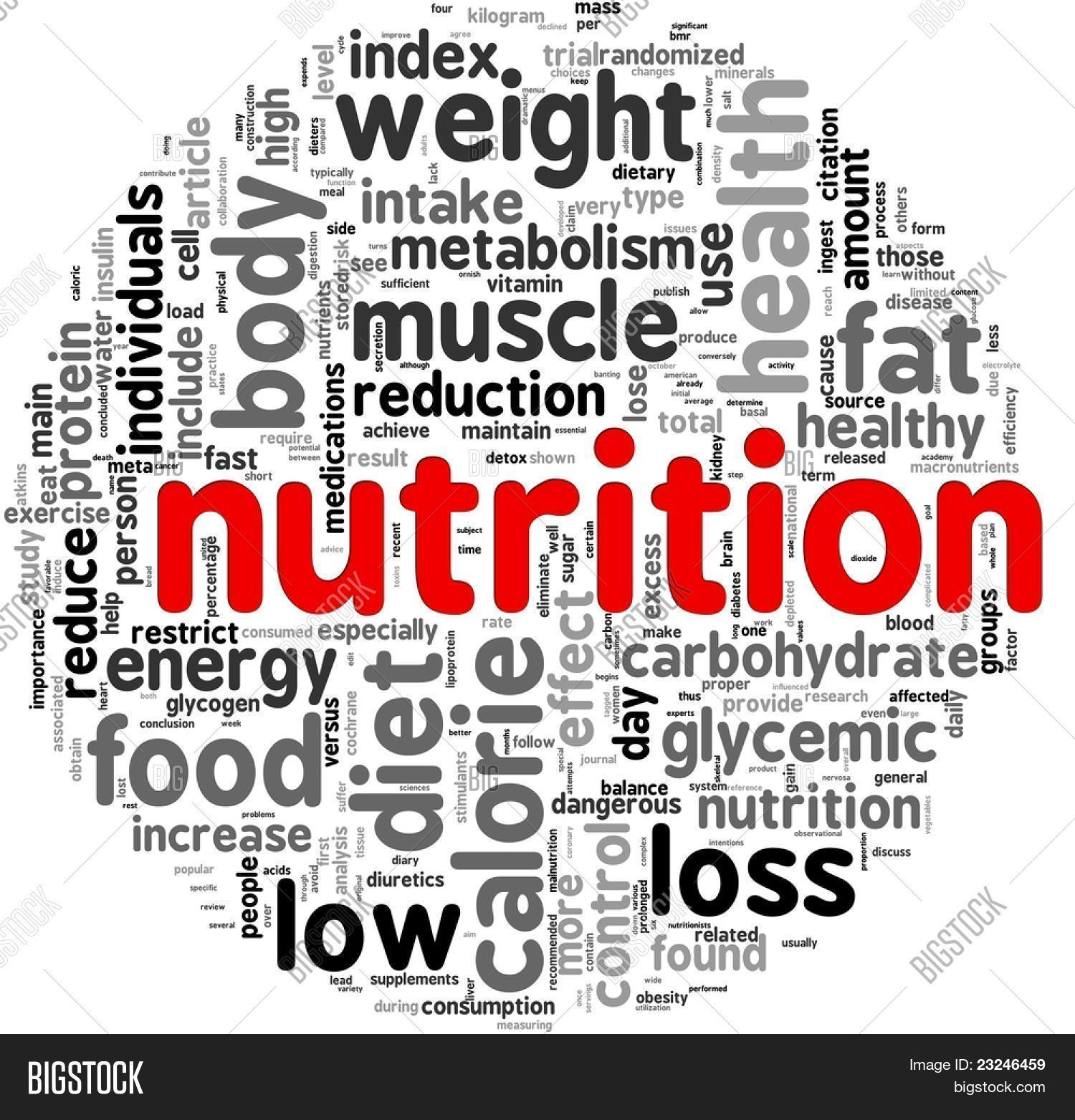 nutrition related image photo free trial bigstock