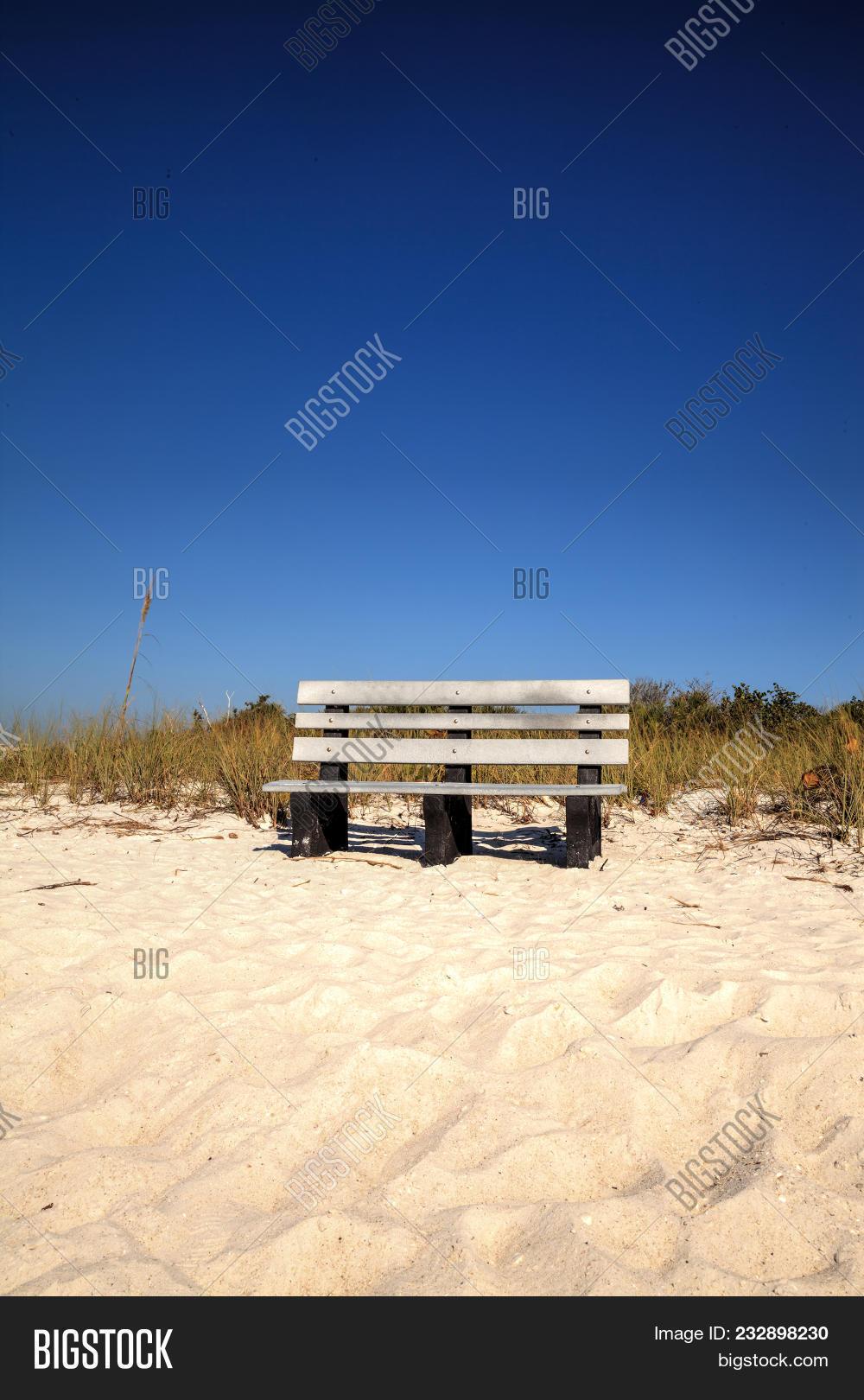 Pleasant Wood Bench On White Image Photo Free Trial Bigstock Ibusinesslaw Wood Chair Design Ideas Ibusinesslaworg
