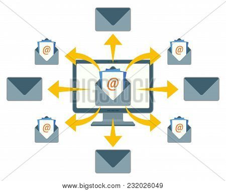 Sending Email Messages With Purpose Of Enhancing Merchants Relationship With Customers Email Marketi